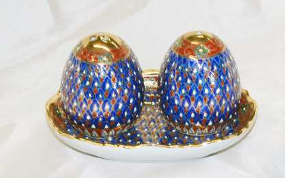 Benjarong Salt & Pepper Set -1