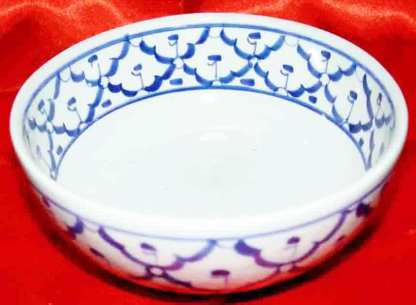 Blue and White Bowl-8