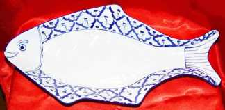 Serving Dish Fish Shape