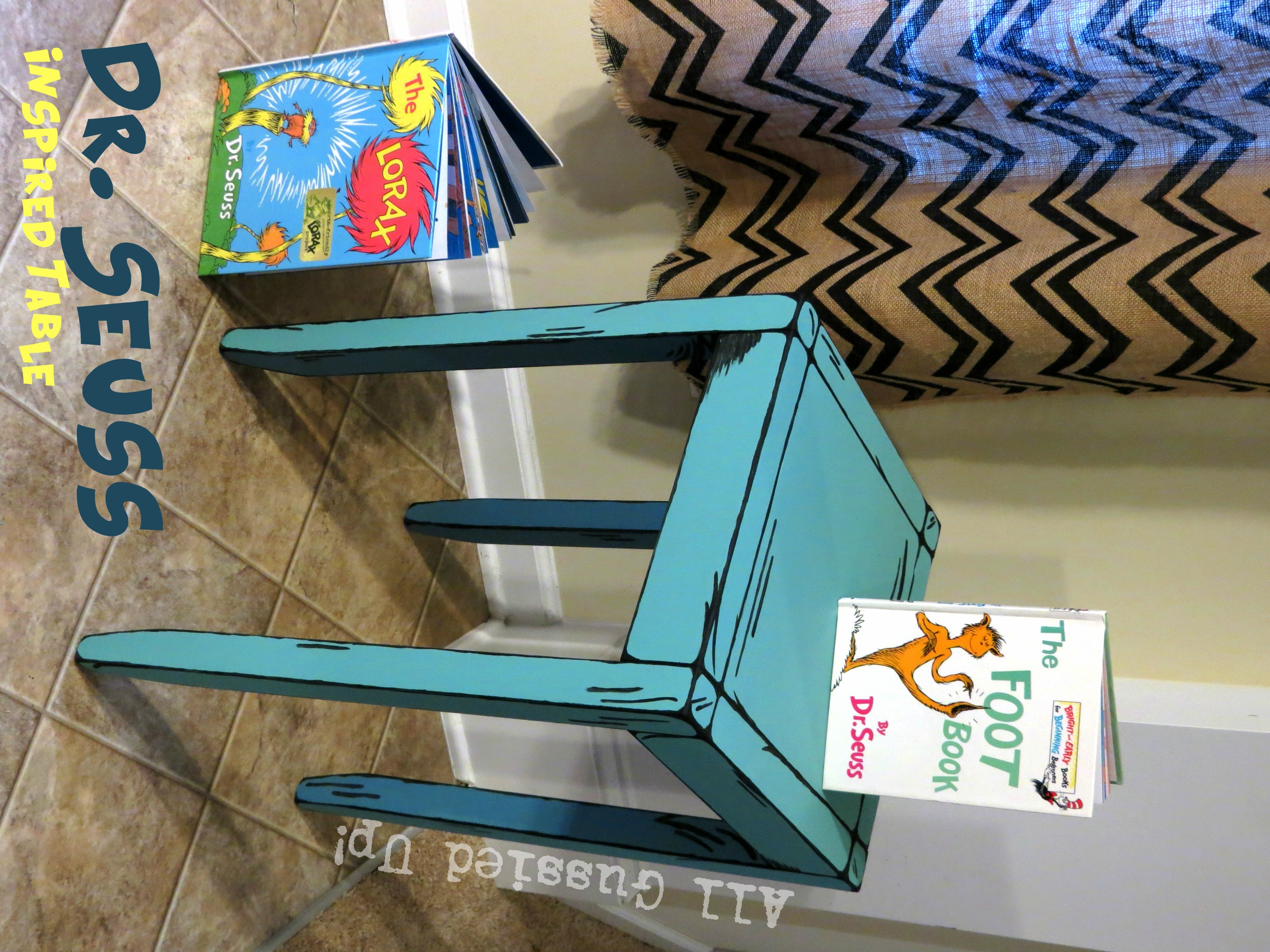 dr seuss chair design bar chairs refinished furniture gallery uniquely grace designs