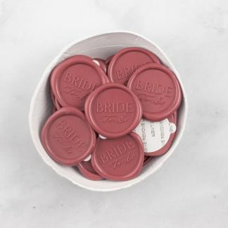 Bride to Be Wax Seals
