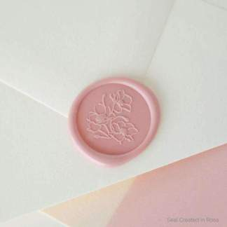 Poppy Wax Seals