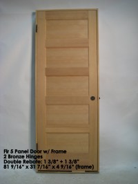 Fir Door & See A Door You Can Use? Email Iman To Arrange ...