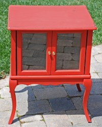 Cute Side Table Set  Uniquely Yours or Mine!