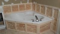 updating tub surround