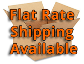 Cheap Flat rate Shipping of Restaurant Disposables