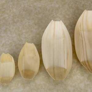 Wooden Serving Bowls - 5 Sizes