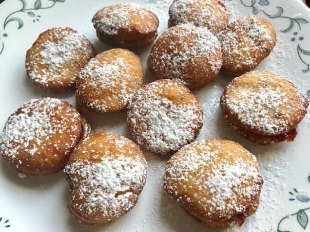 fried buns
