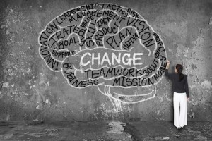 Change - ændring