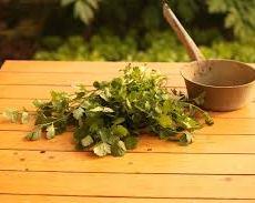 Italian White Bean Salad w/ Salsa Verde