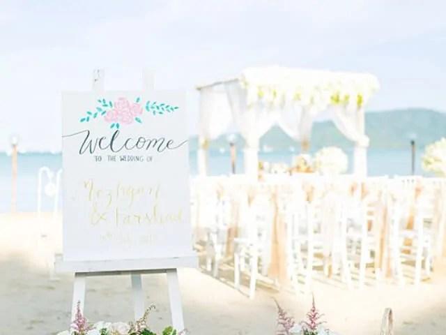 Beach Club Wedding F And M 17