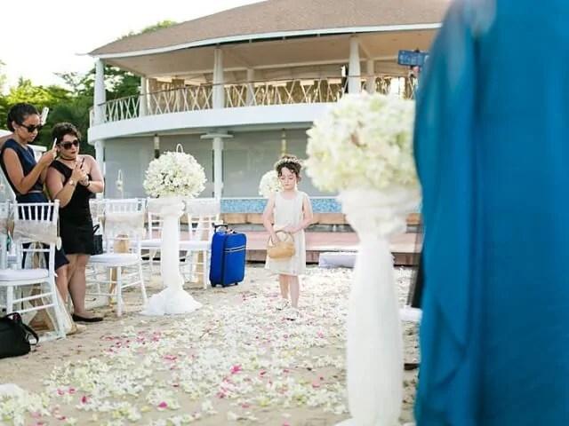 Beach Club Wedding F And M 32
