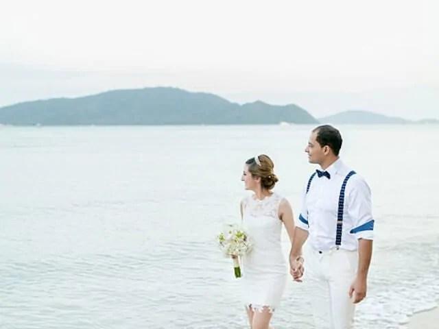 Beach Club Wedding F And M 50