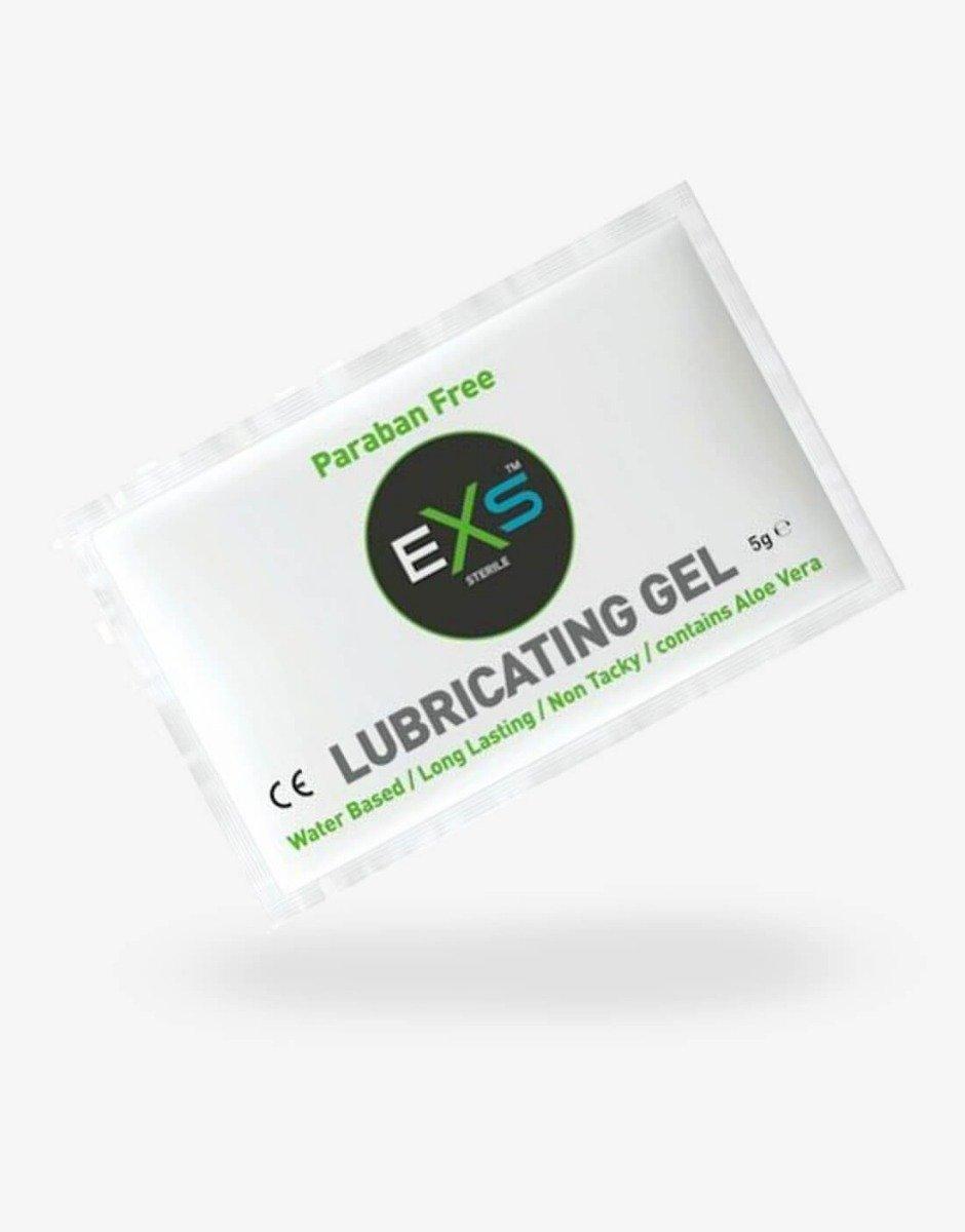 EXS Steril vandbaseret glidecreme i poser 5 ml-0
