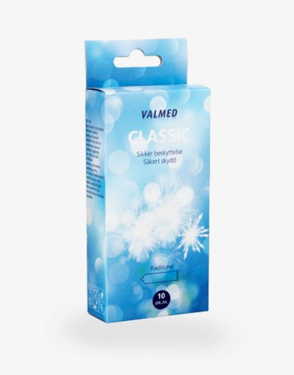 Klassiske kondomer 10 stk.-0