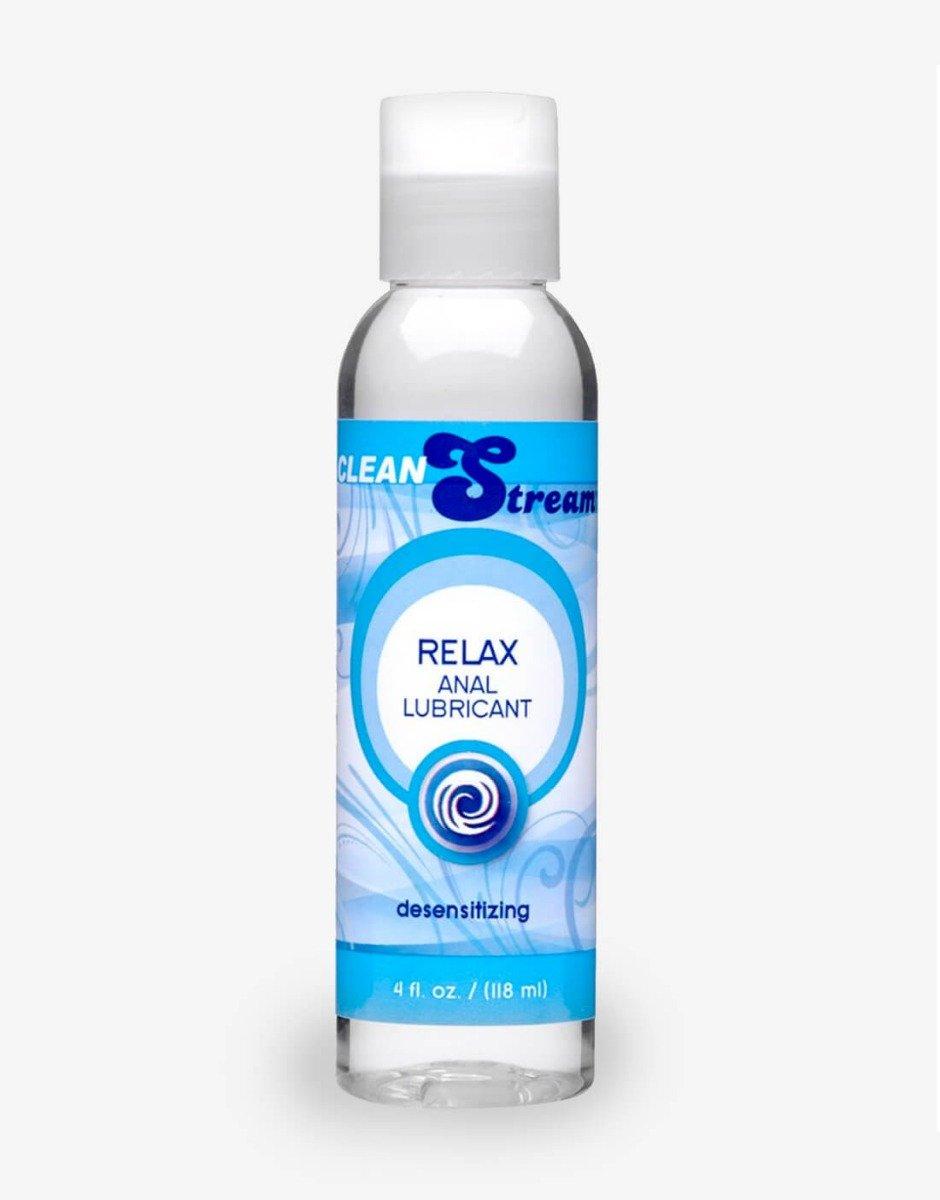Relax Vandbaseret anal glidecreme med 2% lokalbedøvende 118ml-0