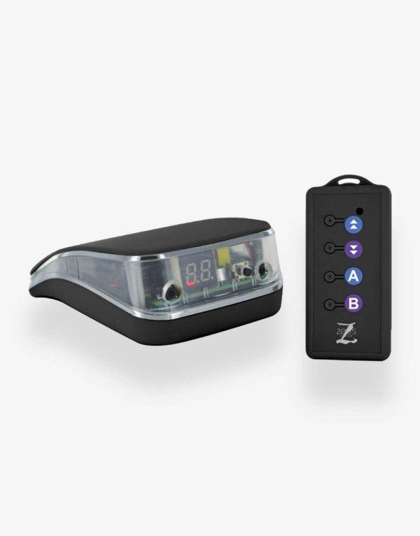 Zeus Electrosex Energize fjernstyret elektroboks-0