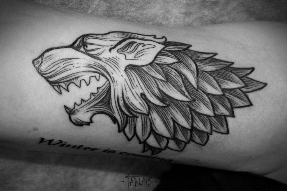 татуировка волк значение эскизы тату и фото