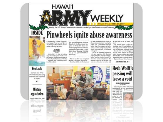 Hawaii Army Weekly