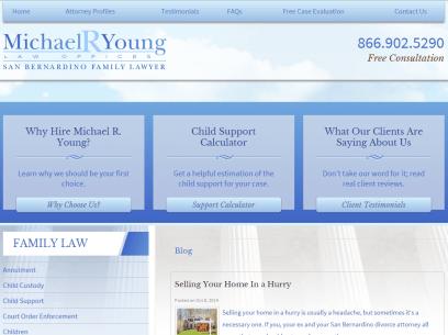 Blog Posts for a Divorce Lawyer