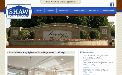 Shaw Home Builders