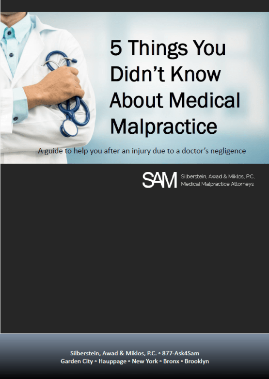 E-Books for Medical Malpractice Attorneys in New York