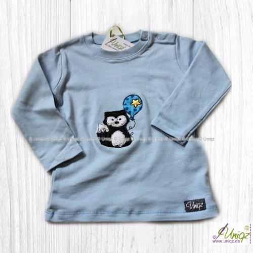 Langarm-Shirt Markus mit Polarfuchs