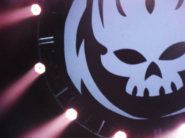 Pour les 20 ans de leur deuxième album, Ignition, les Californiens nous ont invité à un show des plus uniques (seulement cinq en Europe). (photo : Léa Fox)