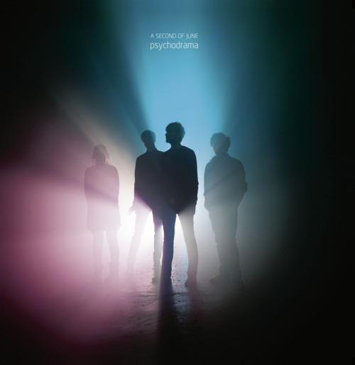 Pochette du deuxième album de A Second of June, Psychodrama, chez Specific (vinyle) & Herzfeld (CD)
