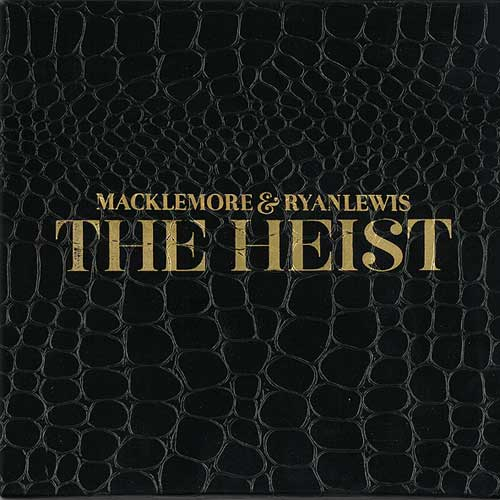 The Heist, premier album du duo hip-hop indé Macklemore & Ryan Lewis.