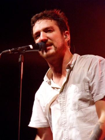 Frank Turner à la Rockhal, Luxembourg, le 21 septembre 2013.