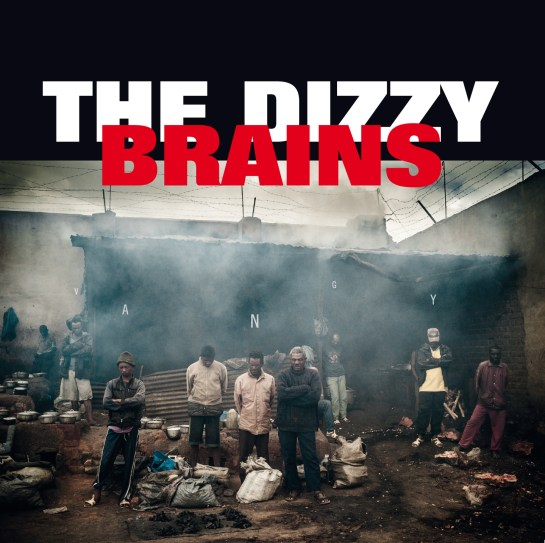 COVER_THE DIZZY BRAINS_VANGY EP