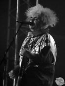 The Melvins - Hellfest, Clisson, le 17 juin 2016. (photos: Léa Fochesato)
