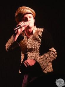 Jake Shears, Electric Ballroom, London, 20/09/19 (photos: L. Fochesato)