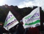 UNISON flags
