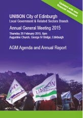 Thanks for attending the AGM