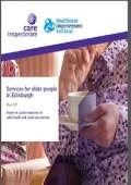 Edinburgh Health and Social Care Inspection response