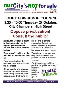 Lobby poster