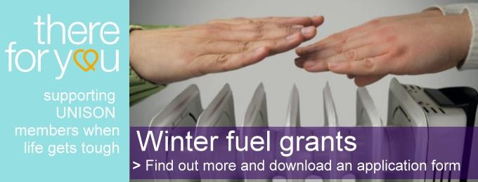 Winter fuel grants