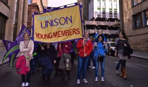 UNISON - Giving Young Members a Voice!