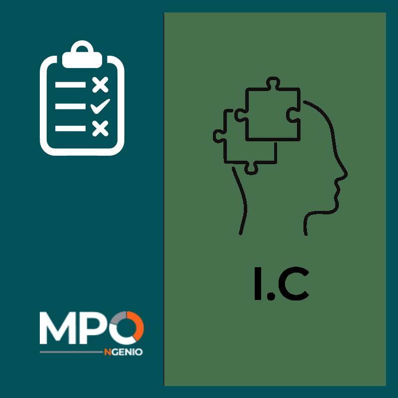 MPO cognitive indicator