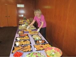 Buffet lunch 2