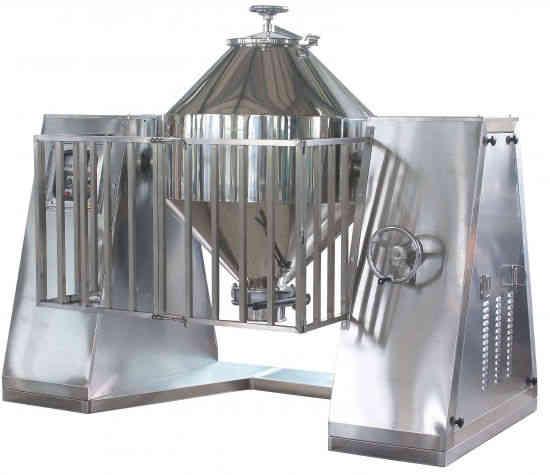 unitfine 회전 콘 mixer2