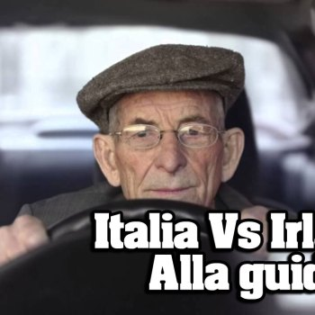 guidare in irlanda