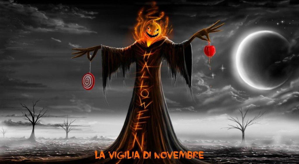 la vigilia di novembre