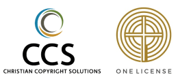 Logos for copyright license companies
