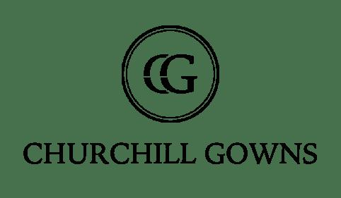 churchillgowns logo