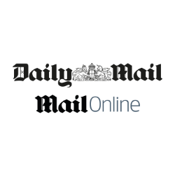 Daily Mail Logo, link to UniTaskr Article