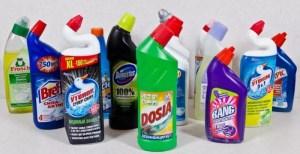 средства для чистки унитазов
