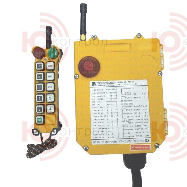 Радиоуправление краном Telecrane F24-10D